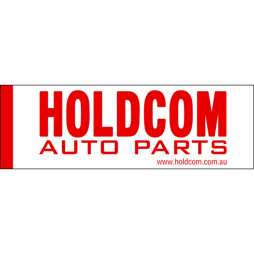 HOLDCOM BUMPER STICKER