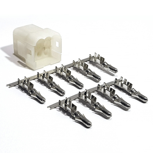 9 PIN PLUG KIT (FEMALE)